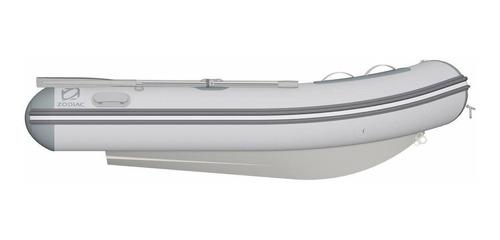 gomon semirigido zodiac cadet 290 casco aluminio nautica
