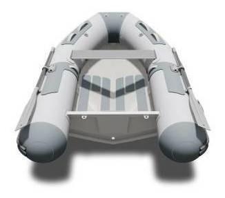 gomon semirigido zodiac cadet 300 casco aluminio nautica