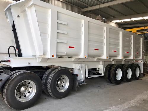 gondola de volteo de 30 mts cubicos nueva, entrega inmediata