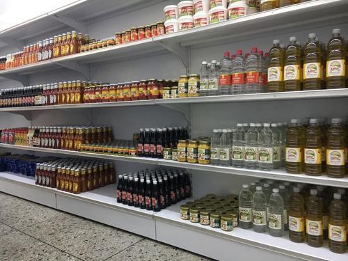 góndola o piramide americana p/ventas supermercado farmacia