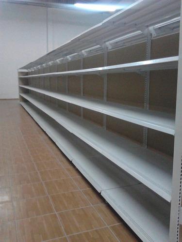 gondolas, anaqueles, estanteria,minisupers,farmacias