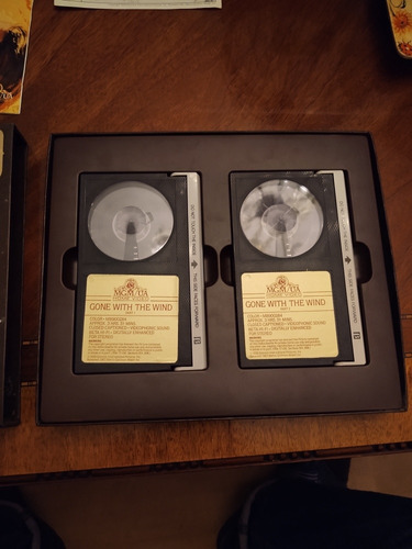gone with the wind mgm home video coleccionistas