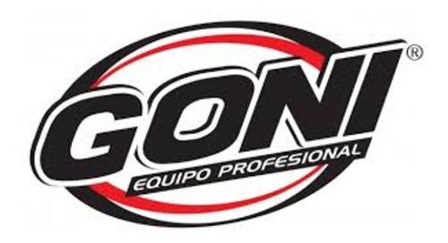 goni-352 pistola de gravedad, vaso aluminio de 400cc