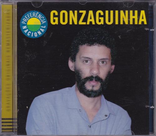 gonzaguinha - cd preferência nacional - sucessos