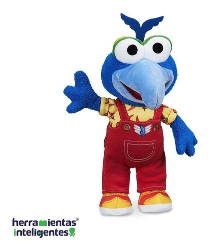gonzo disney junior muppet babies peluche