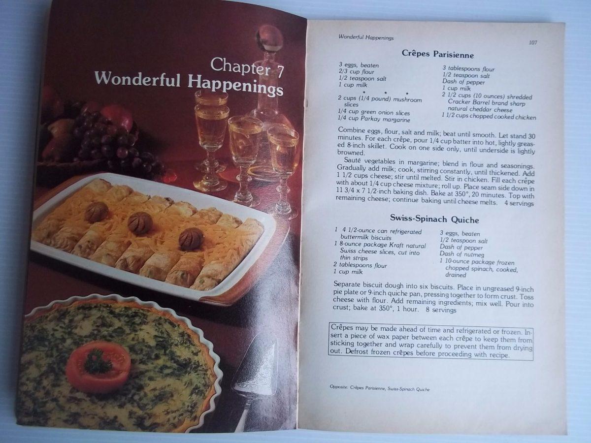 Good food ideas cheese cookbook kraft 400 recetas con queso 349 cargando zoom forumfinder Images