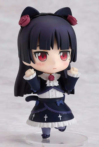 good smile ore no imouto: kuroneko nendoroid figure - anime