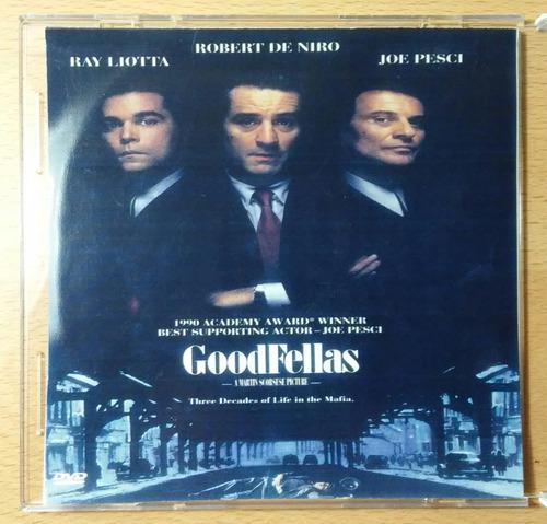 goodfellas ( buenos muchachos). dvd.original
