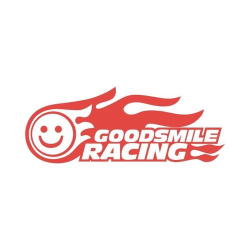 goodsmile racing - 4 adesivos - es-000030