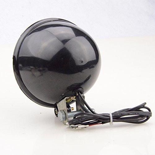 goofit universal 12 v de la motocicleta faro luz delantera i