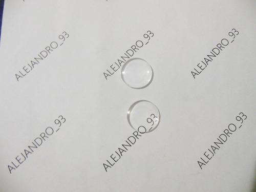 google cardboard - 35$ par de lentes biconvexos 25m f- 45mm