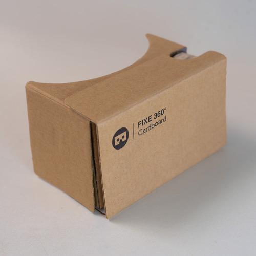 google cardboard v2, óculos de realidade virtual