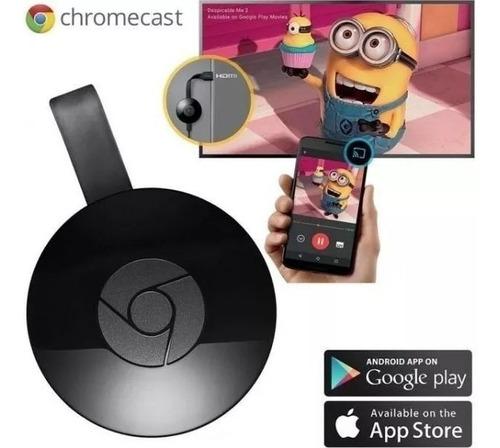 google chromcast 2da gen converti tv en smart