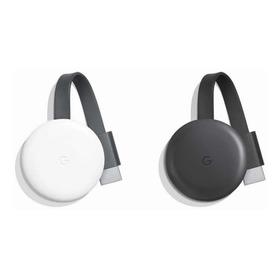 Google Chrome Cast 3 Gen Hdmi Wifi Dual Chromecast S/fuente