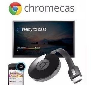 google chromecas 2 full hd smart tv con garantia
