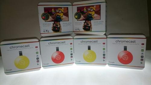 google chromecast 2 2016 nuevo sellado entrega inmediata!!!