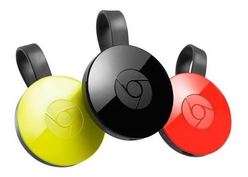 google chromecast 2 convertidor smart tv hdmi - usb original