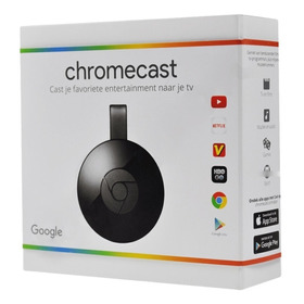 Google Chromecast 2 Convierte A Smart Tu Tv