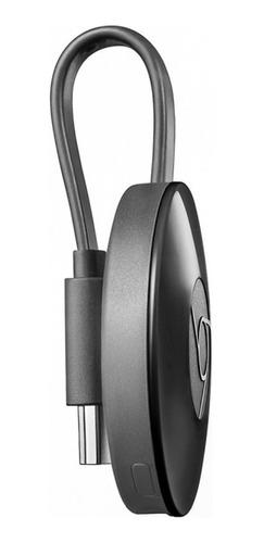 google chromecast 2 full hd wifi netflix original de vitrine
