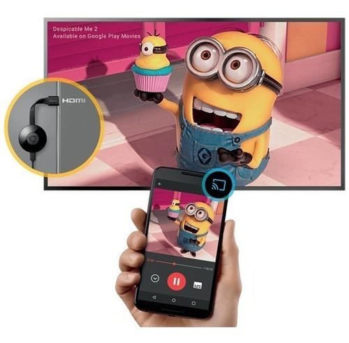 google chromecast 2 full hd wifi smart youtube netflix y mas