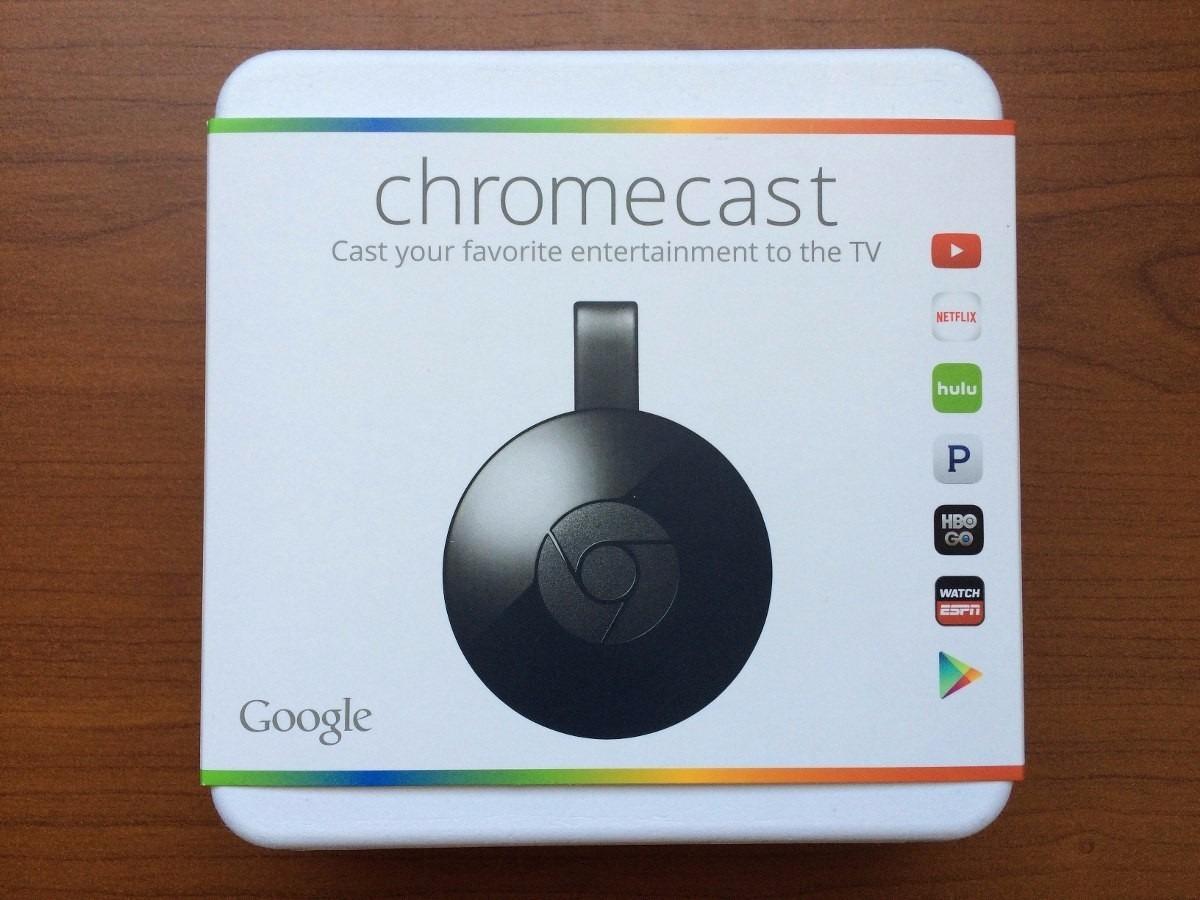 Chromecast Pc