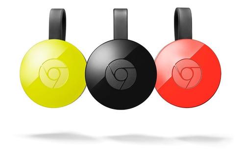 google chromecast 2 hdmi converti tu tv en smart