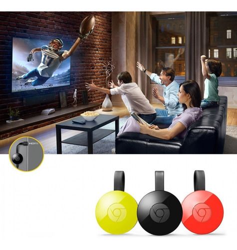 google chromecast 2 hdmi streaming media player lcd local