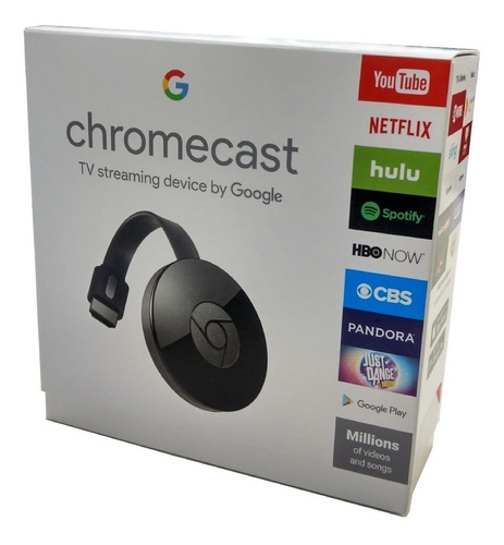 google chromecast 2 nueva original apple smart tv en lince