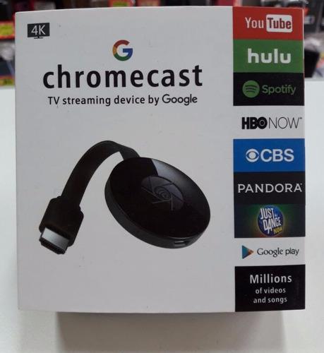 google chromecast 2 nuevo en caja converti tu tv en smart