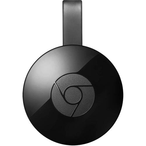google chromecast 2 para tv's com hdmi conexão wi-fi 1080p