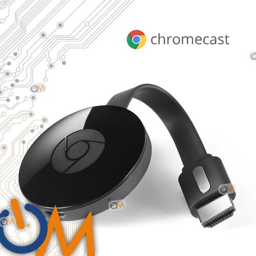 google chromecast 2 smart tv hdmi usb nuevo mod original! om