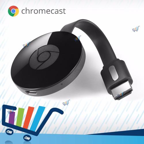 google chromecast 2 tv 2da generacion tv smart hdmi om