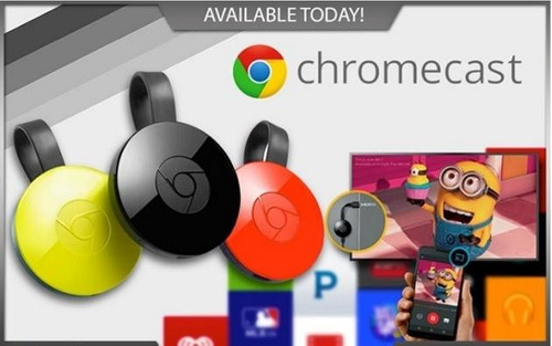 google chromecast 2 ultim gen 2016 smart tv android 1080p hd