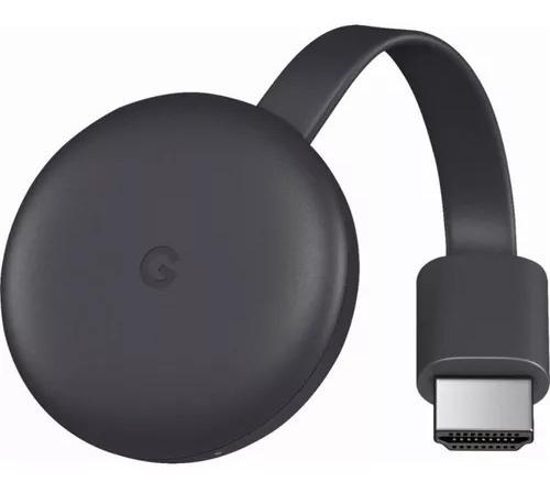google chromecast 2019 nuevo sellado! 3rd gen
