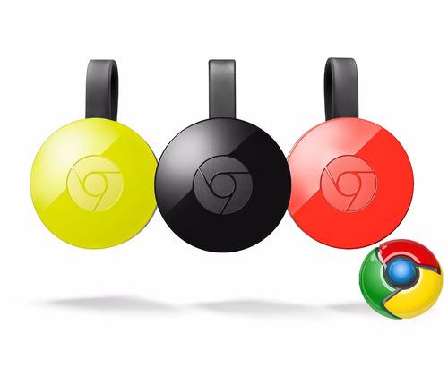 google chromecast 2da gen smart tv usb wifi 3000 vendidos!!!