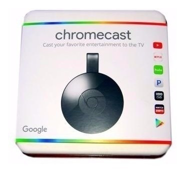 google chromecast  2da generacion 2015 smart tv hdmi wifi