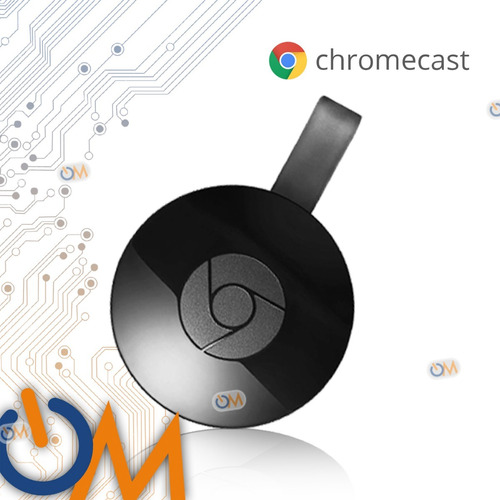 google chromecast 2da generacion  hdmi smart tv om