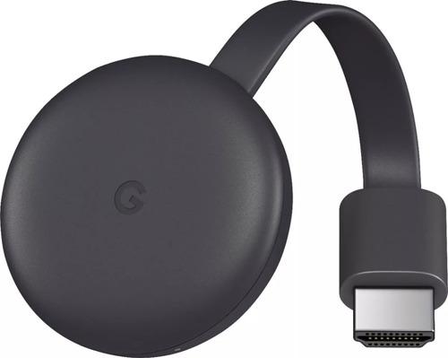 google chromecast 3 fhd hdmi streaming media player