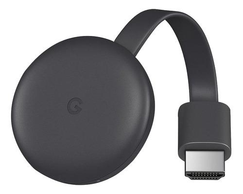 google chromecast 3 garantia 2 años smart tv netflix - otec