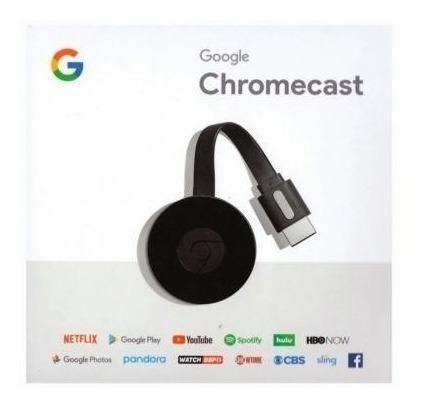 google chromecast 3 netflix youtube, spotify y mucho más