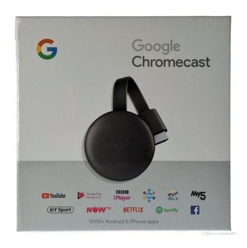 google chromecast 3   nuevos   sellados   sniper game