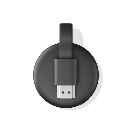 google chromecast 3 ra generacion negro
