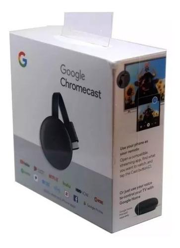 google chromecast 3 smart tv hdmi usb envio gratis 3 generac
