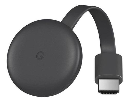 google chromecast 3 tercera generacion 1gb ram tecnopro