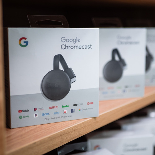 google chromecast 3 ultima generación original full netflix