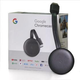 Google Chromecast 3era Generacion  Full Hd Smart Tv Netflix