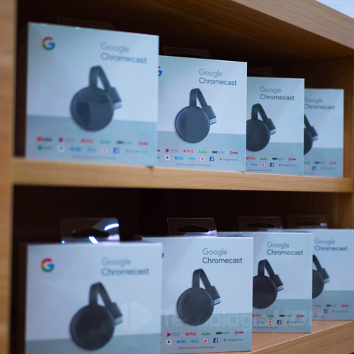 google chromecast 3era generacion  full hd smart tv netflix