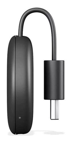 google chromecast 3ra generacion color negro futuro21