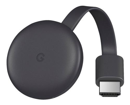 google chromecast 3ra generacion smart tv netflix  wifi
