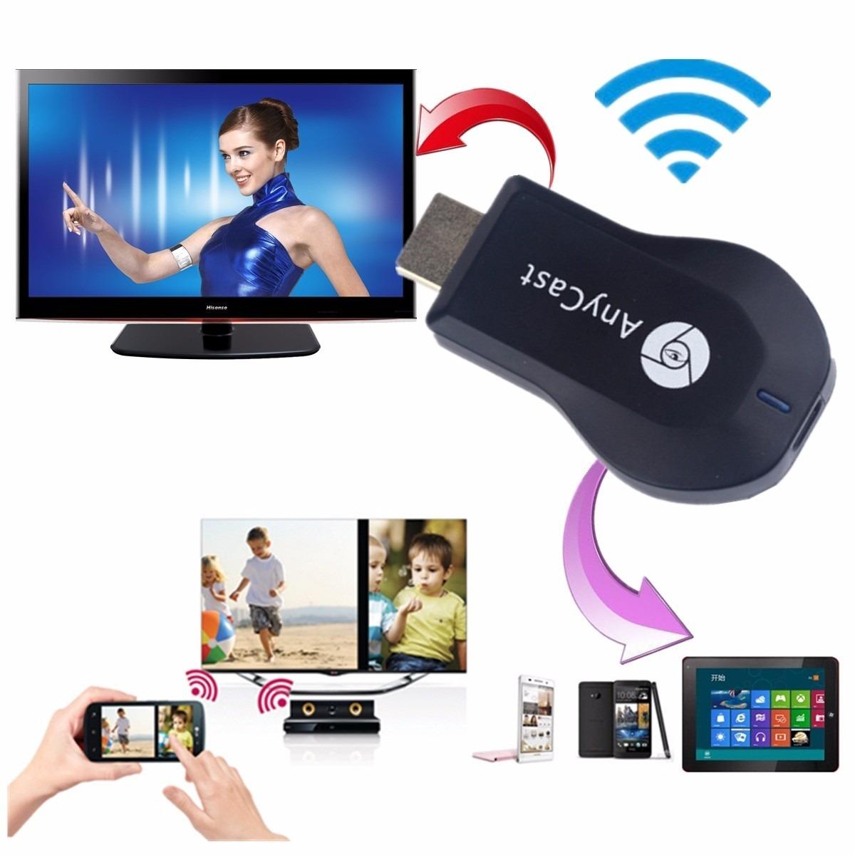 Google Chromecast Android Smart Tv Box Chrome Cast Hdmi Pc -7844